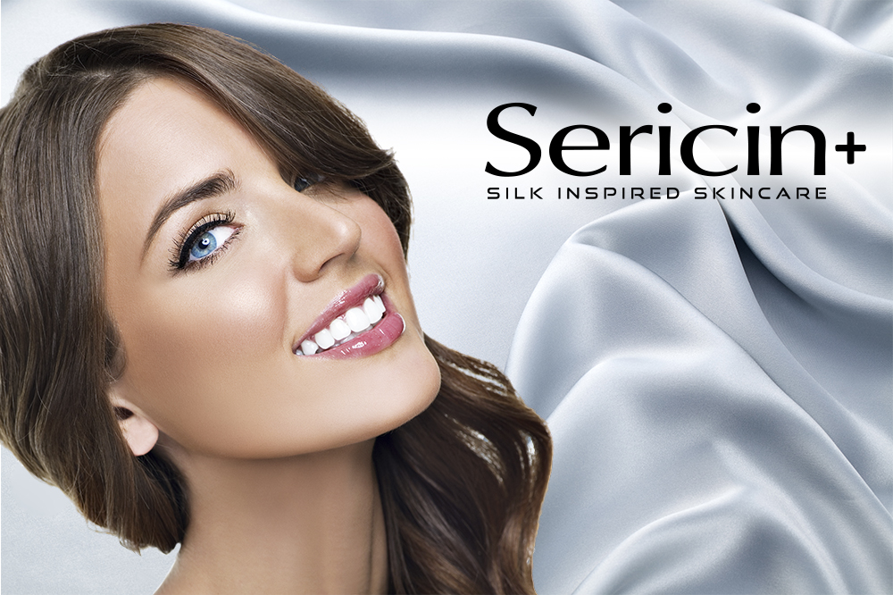 Sericin Plus to launch NEW innovative SILK inspired skincare line.